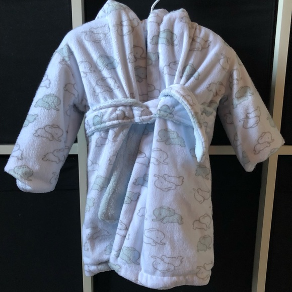 Blankets and Beyond Other - Baby Bathrobe